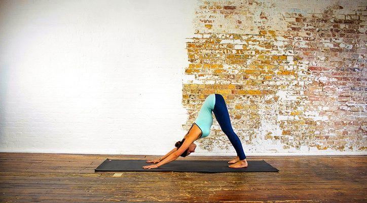 posizione dello yoga integrale